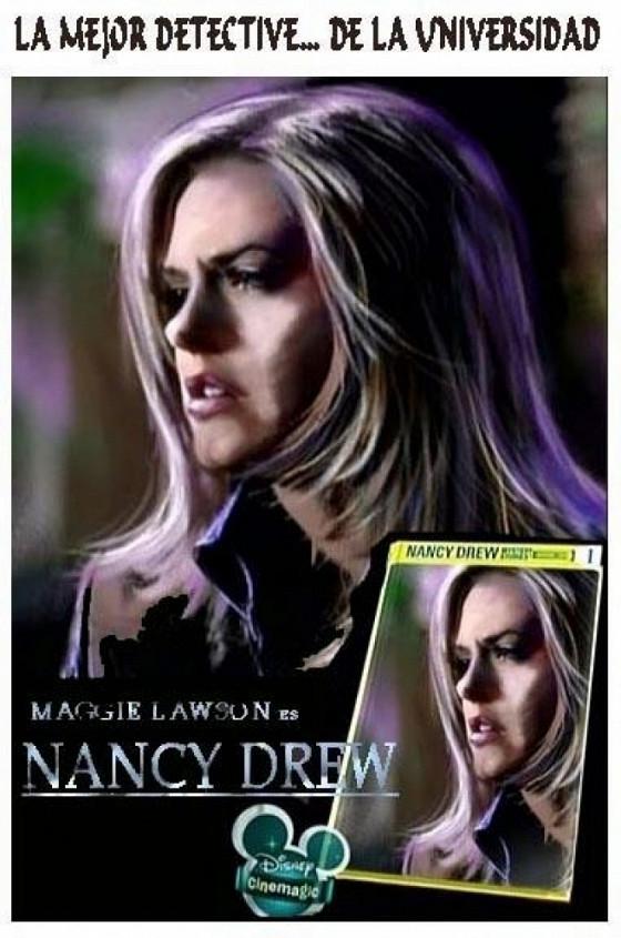 Нэнси Дрю (Nancy Drew)