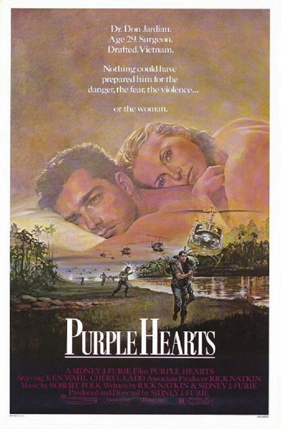 Пурпурные сердца (Purple Hearts)