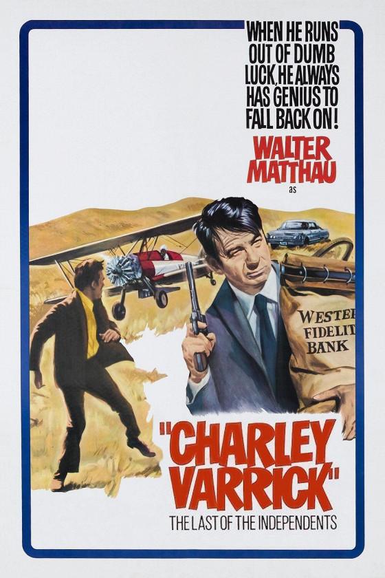Чарли Варрик (Charley Varrick)