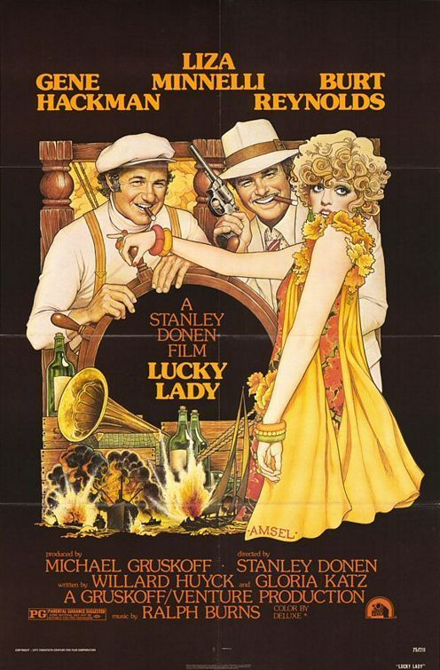 Леди Удача (Lucky Lady)