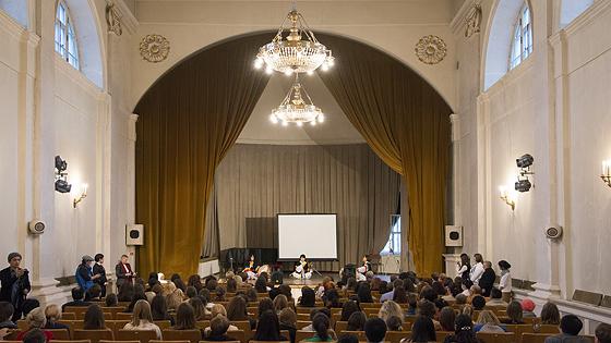 Российская национальная библиотека. Здание на Фонтанке