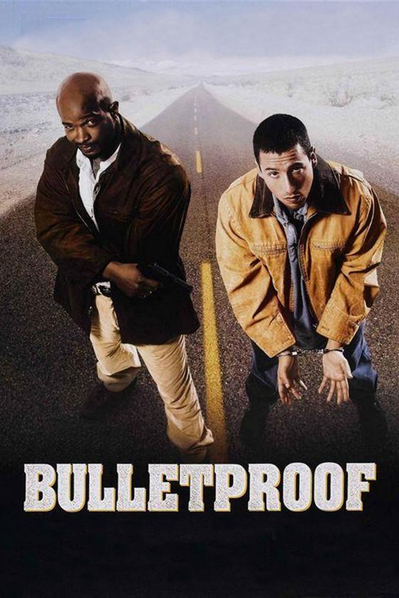 Пуленепробиваемый (Bulletproof)
