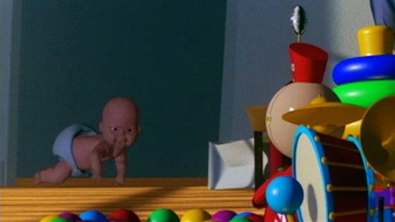Оловянная игрушка (Tin Toy)