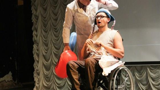 Ночь в театре, или Театральные эксперименты