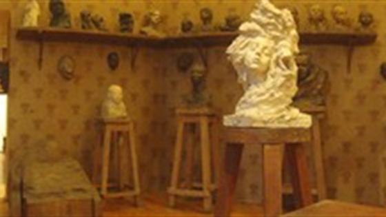 Музей-мастерская Анны Голубкиной