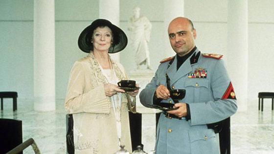 Чай с Муссолини (Tea With Mussolini)