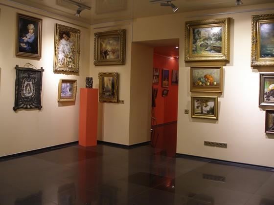 Салон «Монмартр»