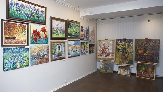 Галерея Марины Домаревой