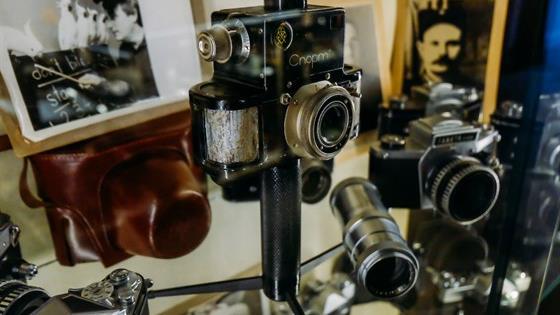 Музей фотокинотехники и фотоискусства