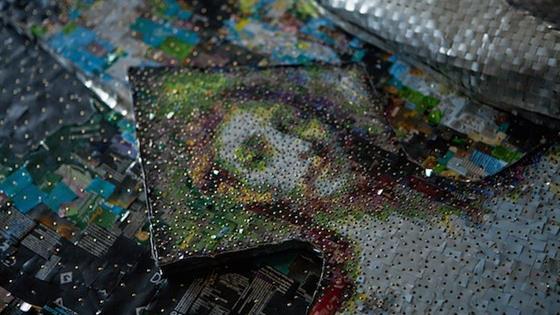 Эль Греко посвящается. Рельефные картины Никоса Флороса