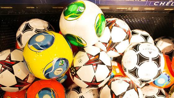 Все для футбола
