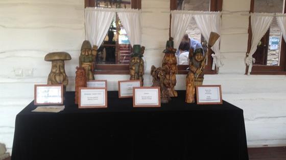 Музей ритуальных масок и фигур мира