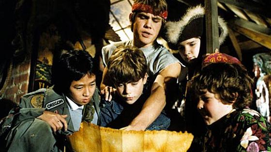 Шпана и пиратское золото (The Goonies)