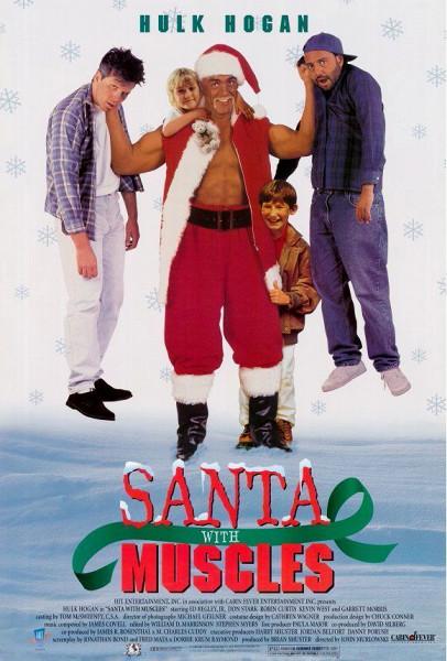 Силач Санта Клаус (Santa with Muscles)