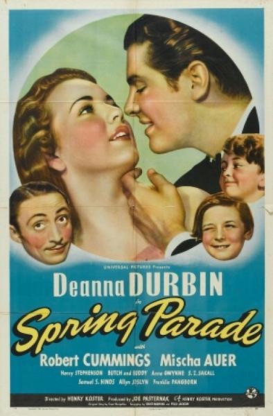 Весенний вальс (Spring Parade)