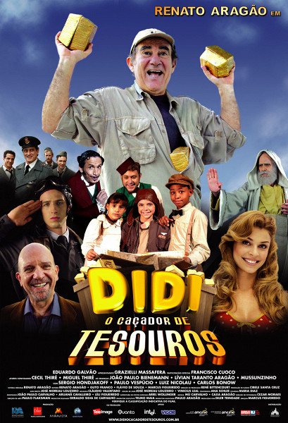 Диди — искатель сокровищ (Didi — O Cacador de Tesouros)