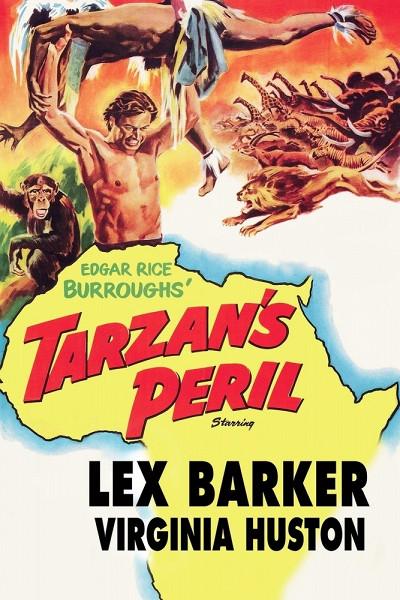 Тарзан в опасности (Tarzan's Peril)