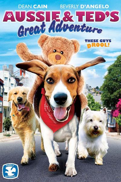 Большое приключение Осси и Теда (Aussie and Ted's Great Adventure)