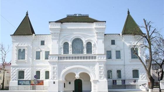 Костромской историко-архитектурный и художественный музей-заповедник