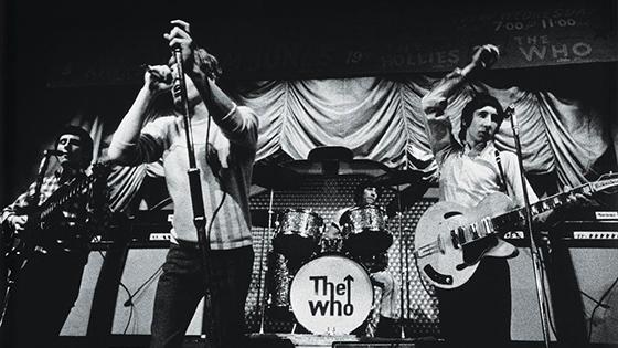 Удивительное путешествие: История группы The Who (Amazing Journey: The Story of The Who)