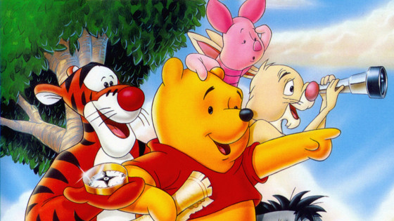 Незабываемое приключение медвежонка Винни (Pooh's Grand Adventure: The Search for Christopher Robin)