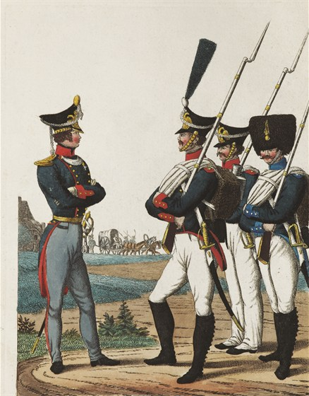 Под сенью двуглавых орлов. Военный союз Российской и Австрийской империи 1813–1815-х годов
