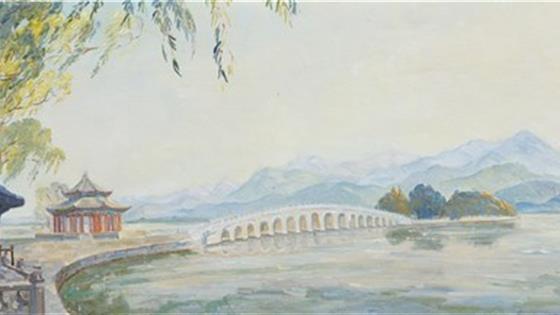 Алена Васильева. Петергоф–Ихэюань: летние императорские резиденции