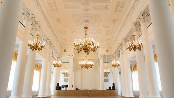 Колонный зал Дворянского собрания