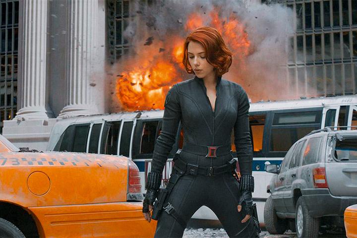 Скарлетт спасает мир — с роли Черной вдовы в «Мстителях» началась карьера Йоханссон в высокобюджетных блокбастерах