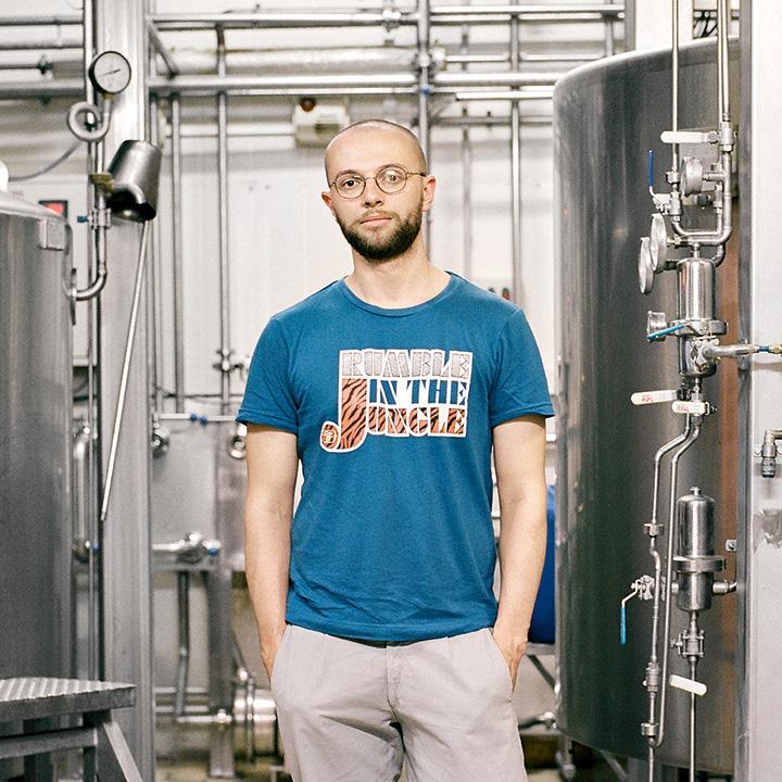 Илья Черепенчук – бренд-менеджер