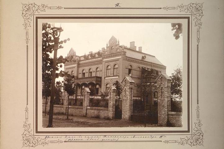 На фотографии —музей при Свято-Князь-Владимирском братстве в Берлине, нумизматическую часть коллекции которого представят на выставке