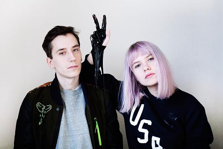 Женя Горбунов и Катя Шилоносова