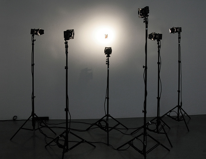 Альфредо Джаар, «Три женщины», 2010