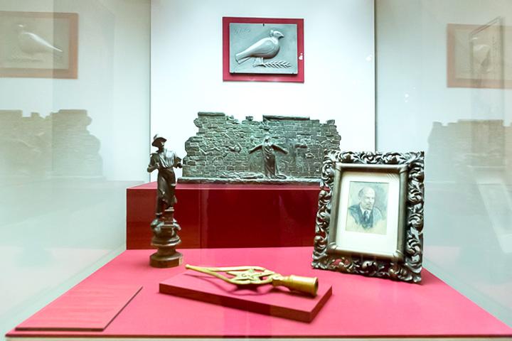 Подарки Сталину к его семидесятилетию