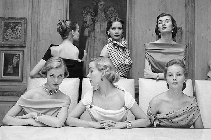 Фотографии красивых людей из прошлого