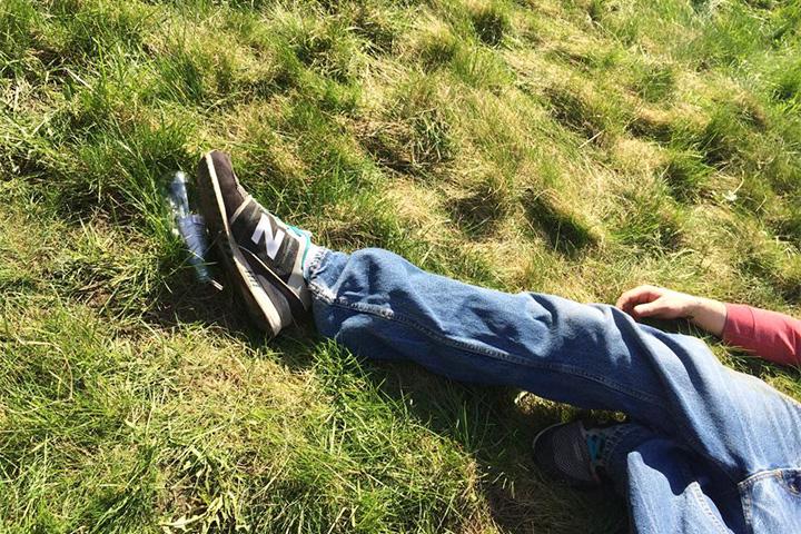 Днем в «Арме» газон победил танцпол