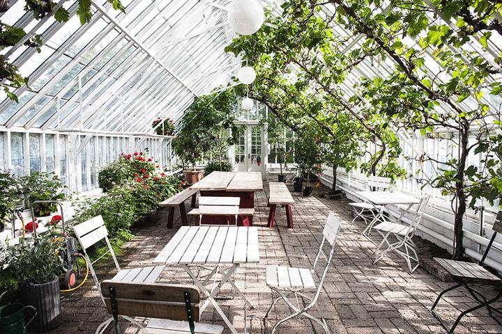 Музеи и сады Фредриксдаля (Хельсингборг, Швеция)