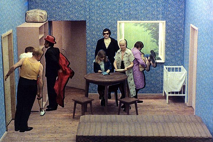 Збигнев Рыбчинский «Танго» (1980)