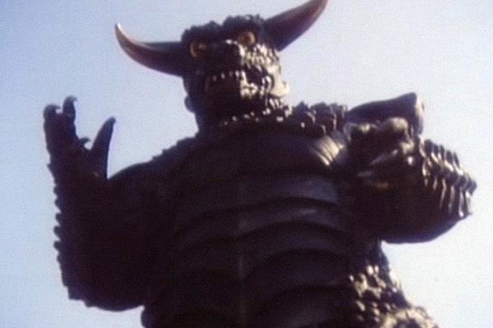 Кадр из фильма «Пульгасари»