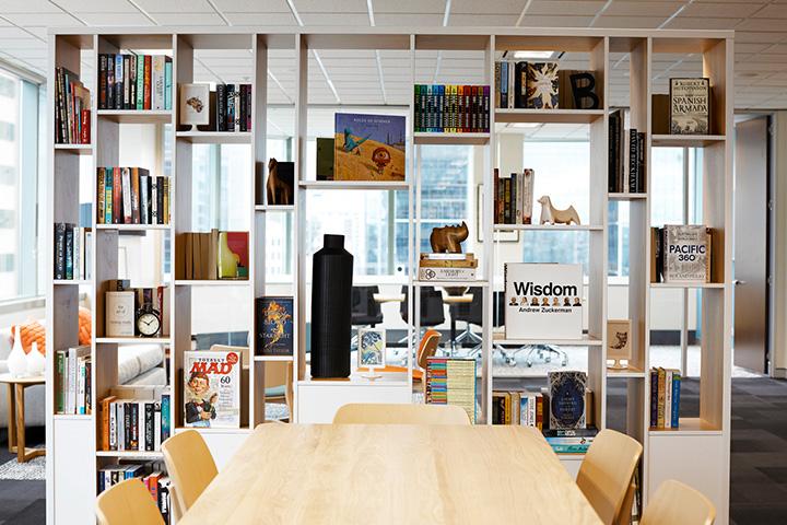 Офис издательства Hachette