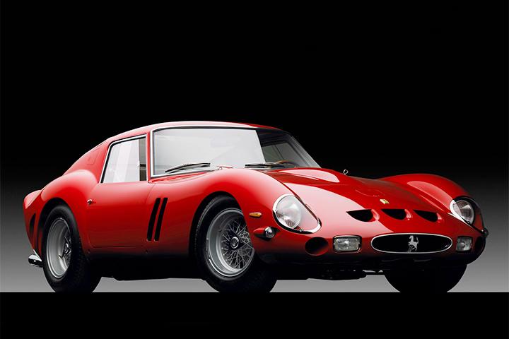 Та самая модель Ferrari, которую Маринелло считает шедевром