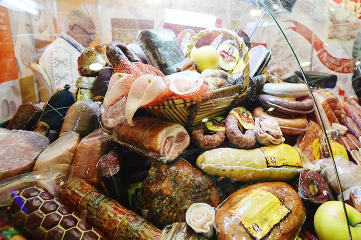Сколько можно перевести продуктов из белоруссии в россию