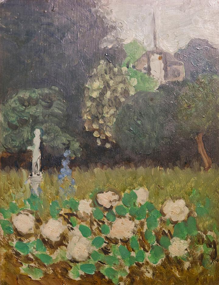 «Сад» Анри Матисса, одна из самых знаменитых находок Маринелло