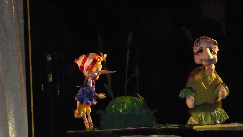 Театр: Золотой ключик, Волгоград