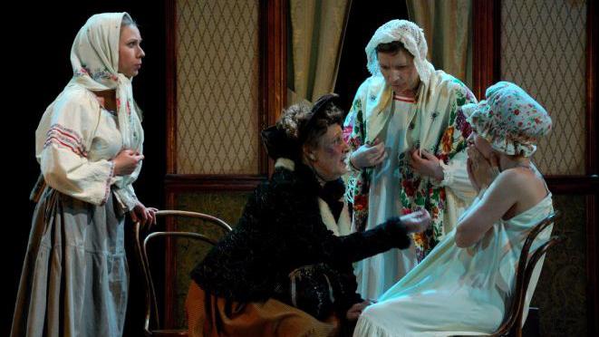 Театр: Женитьба, Самара