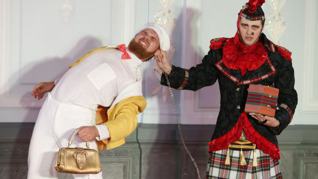 Театр: Дикий, Нижний Новгород