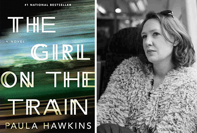 paula hawkins the girl on the train ile ilgili görsel sonucu
