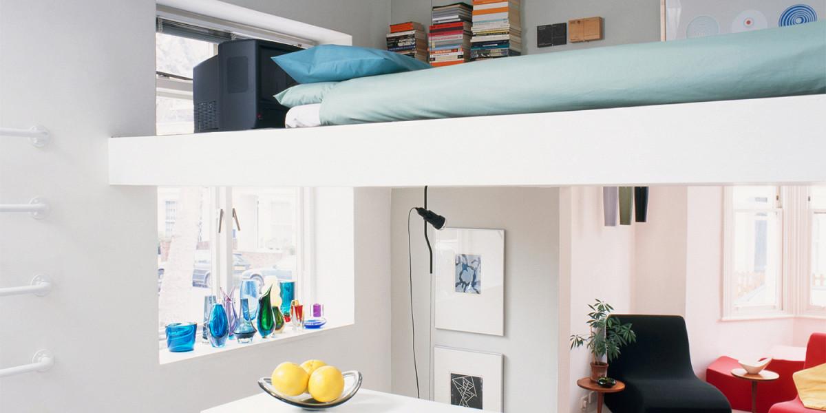 Как обустроить крошечную квартиру: 8 реальных примеров