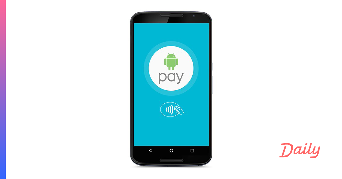 Android pay htc one