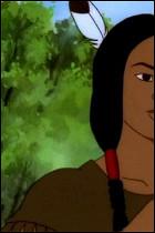 Принцесса Покахонтас